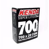 Câmara De Ar Kenda Speed 700x20 Com Válvula Presta 48mm