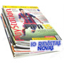 Revista Playstation Ps3 Ps4 Psvita 10 Volumes Pôsteres