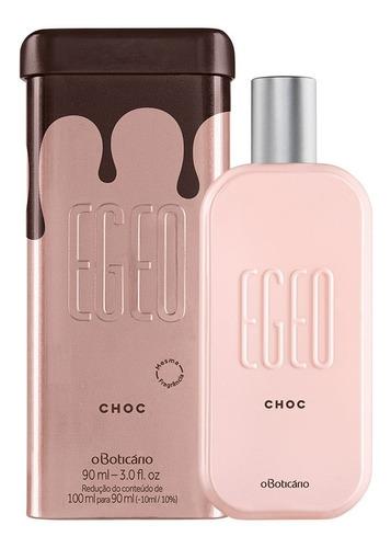 Egeo Desodorante Colônia Choc 90ml Original
