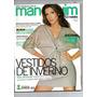 Revista Manequim Flávia Alessandra Nº573 Com Caderno (1198)
