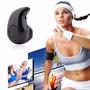 Mini Fone De Ouvido S530 4.1 S/ Fio Bluetooth Micro Preto