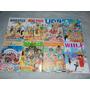 Coleção One Piece Color Walk 1 Ao 8 Artbooks