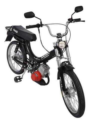 Bicicleta Motorizada Mobilete Moby 2t Bikelete 40cc R 3 799 Em
