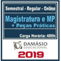 Curso Magistratura Mp 2019