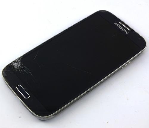 Celular Samsung S4 Gt-19515l Defeito Tela Trincada T0029 Original