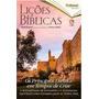 Revistas Lições Bíblicas 3° Trimestre 2020 Professor
