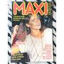 Revista Máxi Desfile 80 Capa Xuxa Luiza Brunet Modelos Musas