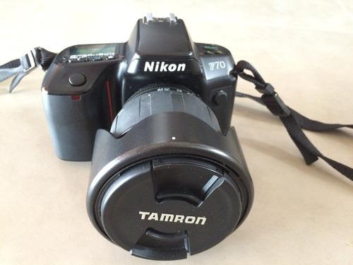 Câmera Analógica Nikon Original