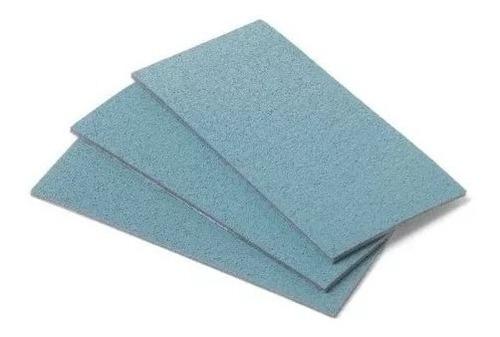 Kit 3m Lixa Trizact Folha 1- 5000 E 1- 3000 - Lixa Polimento Original