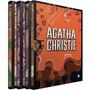 Box Coleção Agatha Christie Luxo 3 Capa Dura (3 Livros) #