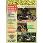 Duas Rodas N°83 Honda Cb 400 Ii Harley Davidson 80 Anos