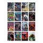 Kit 16 Livros Super Heróis Marvel Edição Econômica #