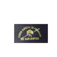 Camisa Preta CEFS  - Bordada