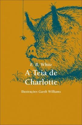 Livro Teia De Charlotte, A - White, E. B. Original