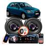 Som Mp3 Bluetooth Par Falante Pionner 5'' 1360 Gm Celta