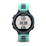 Relógio GPS Monitor Cardíaco Forerunner 735XT Azul Garmin Original 010-01614-01