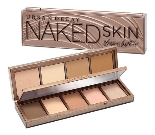 Naked Skin Shapeshifter Urban Decay Paleta De Contorno Original