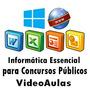 Curso Informática Para Concurso Completo Em Vídeo Aula