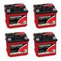 Kit 4 Baterias Estacionárias Freedom Df 500 40 Amperes