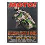 Moto! N°7 Kawasaki Zx 6r Tdm 850 Honda Cub Ez 50 Triumph 900