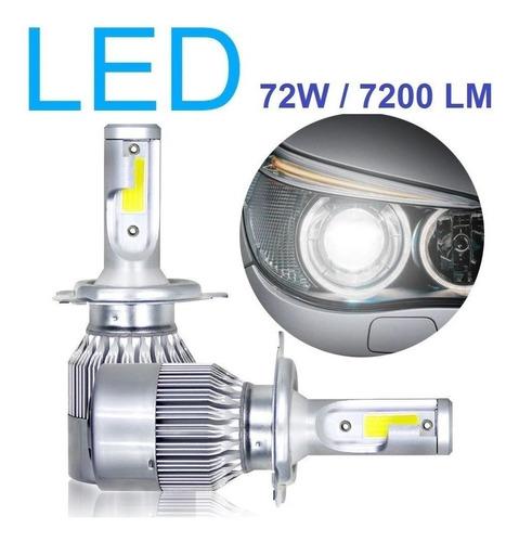 Lampada Super Ultraled Sem Reator 72w 7200 Lumens Cooler Original
