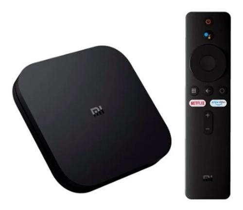 Mi Box S Xiaomi Tv Box 4k Android  9 Versão Global Original