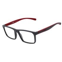 3f3d3c056 Arnette An 7160 L - Óculos De Grau 2573 Cinza E Vermelho Fos
