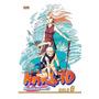 Naruto Gold Edição 06 Reimpressão Panini