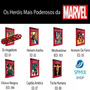 Os Heróis Mais Poderosos Da Marvel Salvat Graphic Novels
