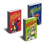 Coleção Scott Pilgrim 3 Volumes Lacrado Pronta Entrega