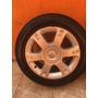 Rodas Aro 16 Com 4 Pneus Pirelli 100% Novos. 55/ 205 R16.