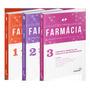 Coleção Livro Farmácia Concursos E Residências Vol 1, 2 & 3