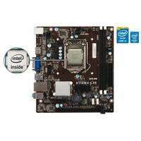 Placa Mãe com Processador I5-6600T 2.7GHZ DDR4 CHIPSET H110 HDMI VGA PPB Centrium