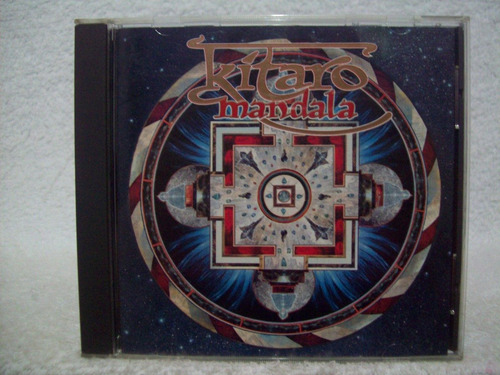 Cd  Kitaro- Mandala Original