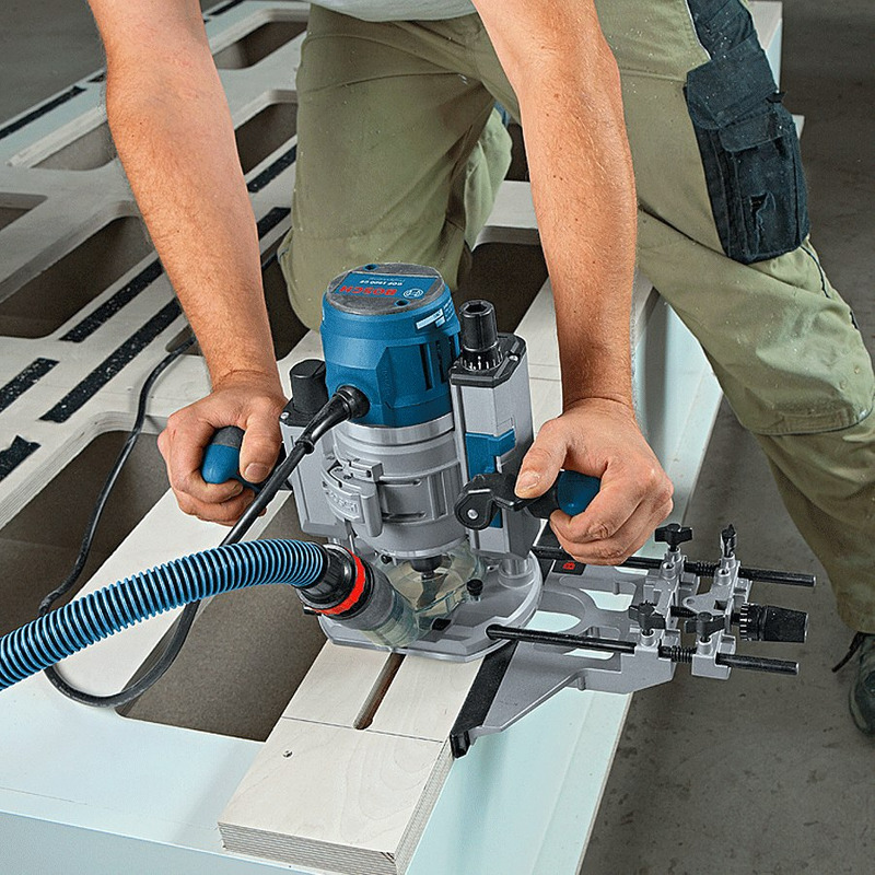 Tupia com Base Imersão 1.600 Watts - GOF 1600 CE - Bosch