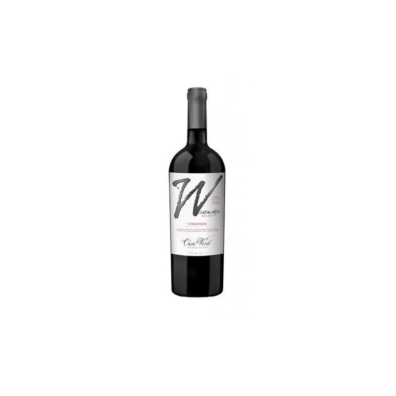 Vinho Fino Carménère Soft Reserve Winemaker 750ml - Casa Verdi Chile