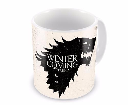 Comprar Caneca de Porcelana Game Of Thrones