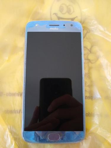 Moto X4 Dual Sim 32 Gb Azul-topázio 3 Gb Ram Original