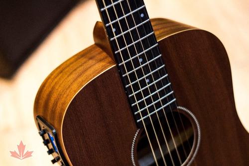 Violao Tagima Baby Mahogany + Nf + Garantia Regulado Luthier Original