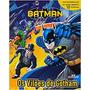 Livro Com 12 Miniaturas Batman Os Viloes De Gotham