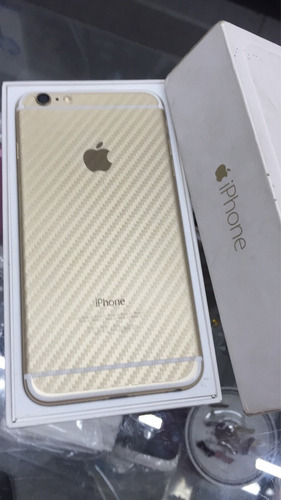 Apple iPhone 6 Plus Gold Dourado 64gb Original