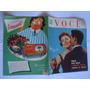 Revista Você 98 Maio 1958 Edição Semanal Feminina Novelas