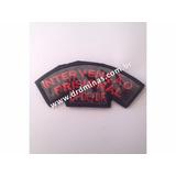 Patch / Distintivo Bordado Intervenção Prisional - DPOE/DF