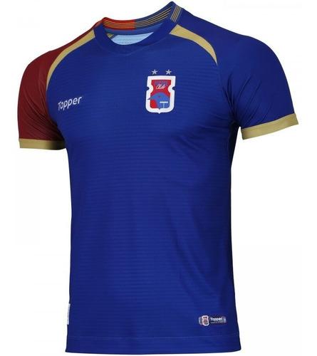 Camisa Paraná Iii 2018 Acesso Jogador Promo Topper Original