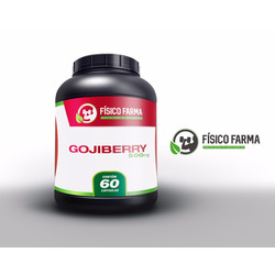 Goji Berry  500mg - 60 cápsulas