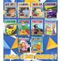 250 Revistas De Colorir Frete Grátis