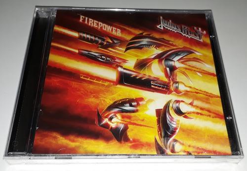 Judas Priest - Firepower (cd Lacrado) Original