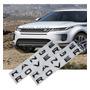 Emblema Range Rover Evoque Vogue Sport 2pçs Acessorios Core