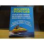 Revista Mecânica Popular Vol.109 Janeiro 1969 Sea doo R406