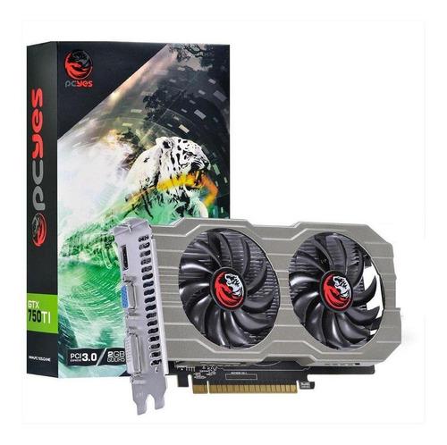Placa De Video Geforce Nvidia Gtx 750 Ti 2gb Gddr5 128 Bits Original